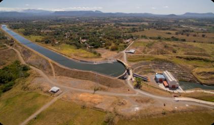 Central hidroeléctrica Prudencia