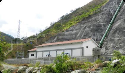 Central hidroeléctrica Bajo Tuluá