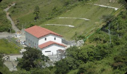 Central hidroeléctrica Alto Tuluá