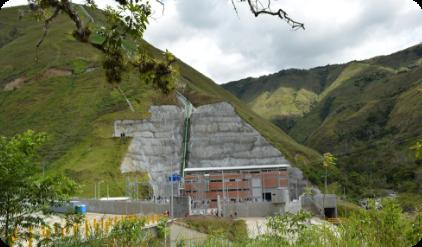 Central hidroeléctrica Cucuana
