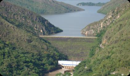 Central hidroeléctrica Hidroprado