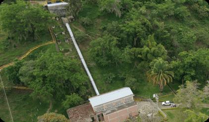 Central hidroeléctrica El Rumor