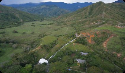 Central hidroeléctrica Riofrío II