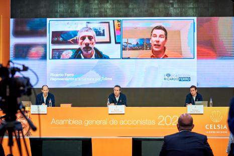 Asamblea de accionistas 2021