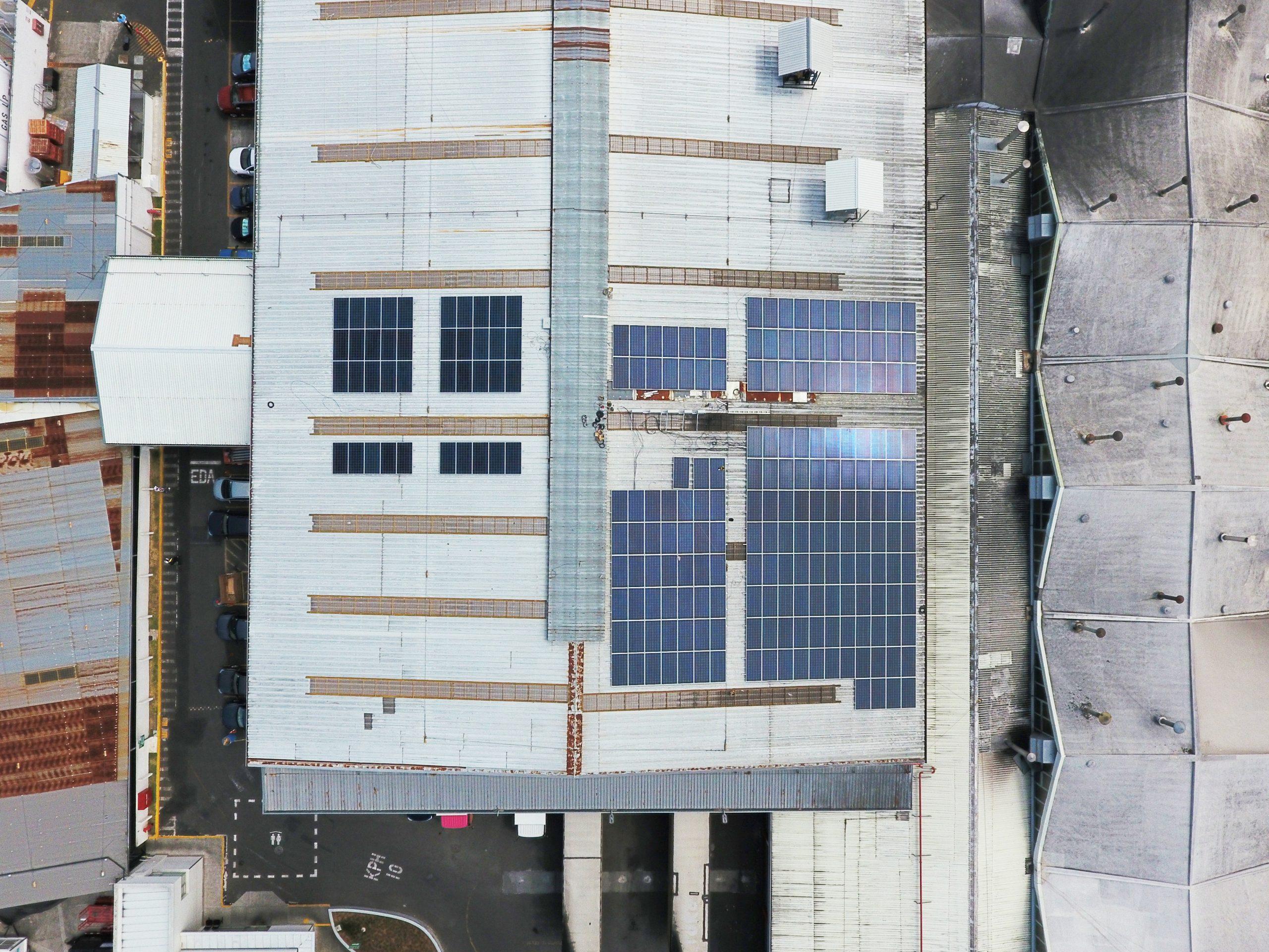 ¿Qué son y cómo son los paneles solares?