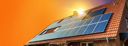 Genera tu propia energía solar y ahorra