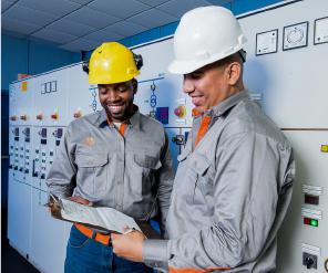 Alquiler, venta y mantenimiento de equipos.