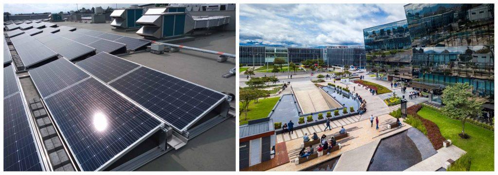 Celsia enciende la energía solar en el ecosistema empresarial Connecta 26, en Bogotá
