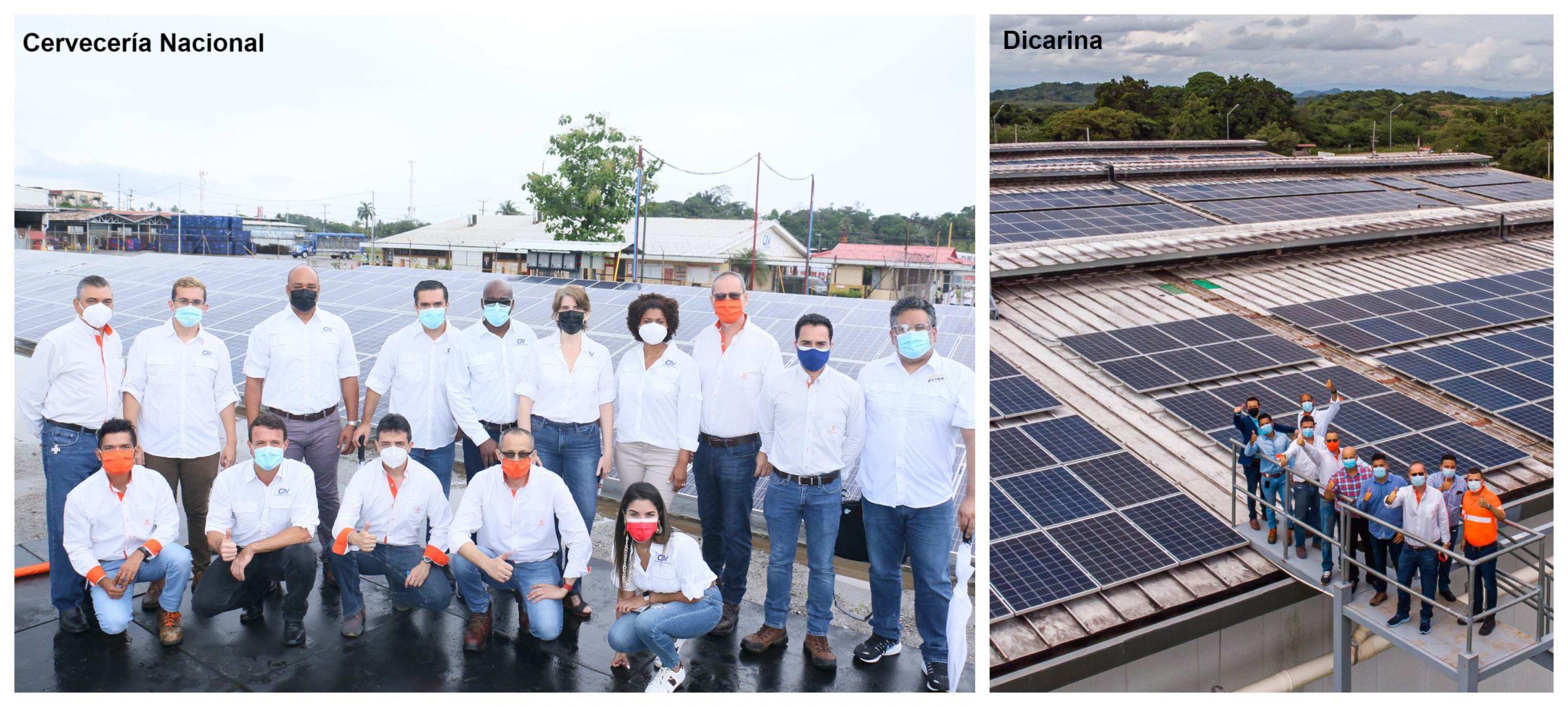 En Panamá, Celsia pone en operación dos nuevos proyectos solares