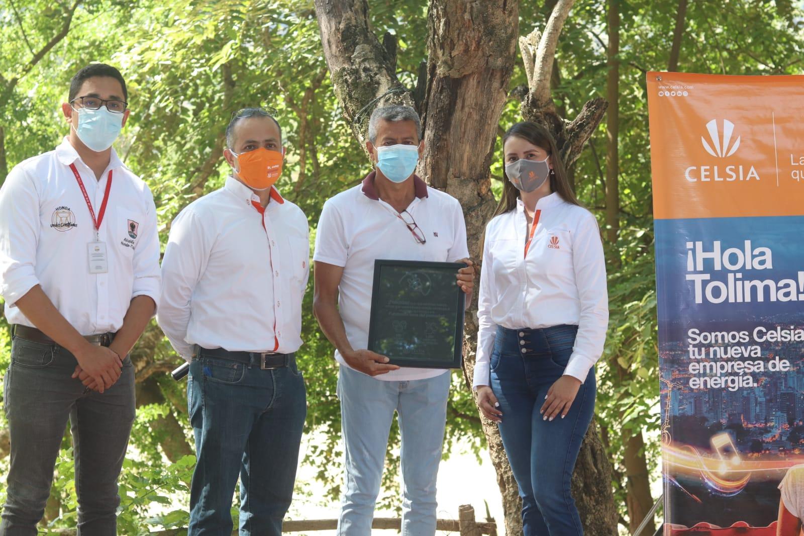 Mejoramos las instalaciones eléctricas de la Casa del pescador, en Honda, Tolima