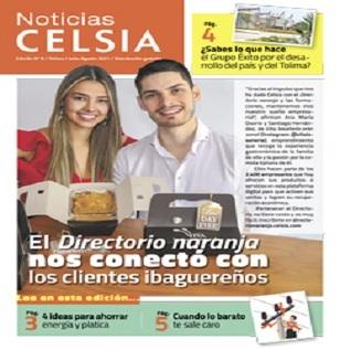 Noticias Celsia Valle y Tolima